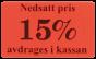 Etiketter 37x22mm 10-50% 2000st - 15%