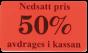 Etiketter 37x22mm 10-50% 2000st - 50%