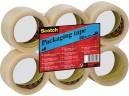 Packtejp SCOTCH 371 PP 50mmx66m Klar6/FP