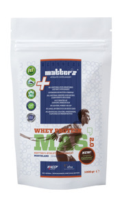 MAS 2.0 Whey Northland Blueberry 900gr