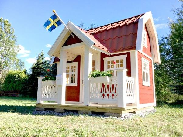 Lektema Spielhaus Saltängen