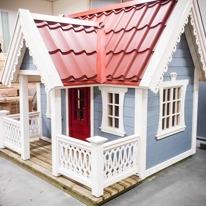Spielhaus Lektema Gullvalla