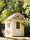 Dellas Garden Canterbury 3 gul med rött tak-12