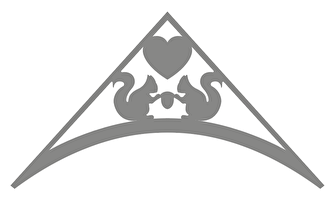Gavelornament - Gavelornament Ekorre 1 st