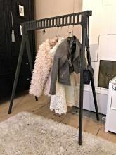 Klädrack Mini Svart -