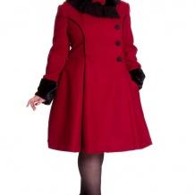Angelina Coat  Hell Bunny