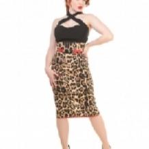Vanya pencil skirt Collectif