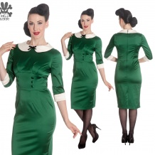 Miss Moneypenny dress