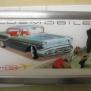 Card holder - Kort hållare, Oldsmobile