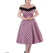 50`s Dolores klänning H&R