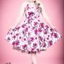 Sakura Blossom swing dress - Sakura blossom rosa stl 5XL