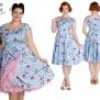 Belinda dress - Belinda stl 4XL