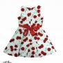 Barnklänning Bombshell Cherry 2färger
