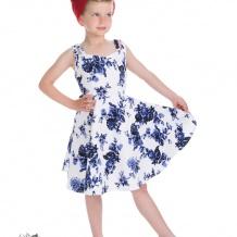 Barnklänning Blue Rosaceae