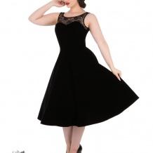 Velvet klänning 3färger