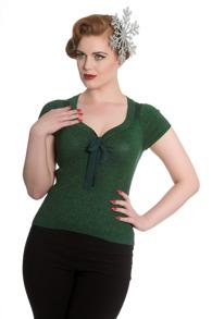 Angette top 3 färger - Angette grön stl S