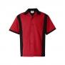Bowling shirt 5 olika färger - Bowling skjorta, röd, stl 6XL