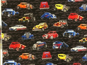 Mindre Hot rods - Mindre Hor rods  1m