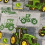 Traktorer - john Deere nr3   1m