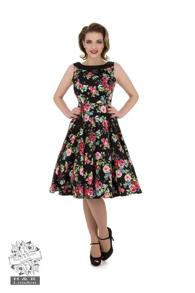 Vivid Rose Floral dress - Vivid rose klänning stl XS