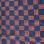 USA flaggan  tyg