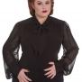 Kathleen blouse   2 färger - kathleen svart stl 4XL