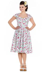 April dress - April dress mint stl XS