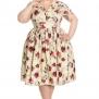 Rosmarin dress - Rosmarin dress stl 4XL