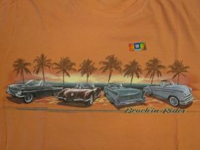 GM bilar, T-shirt - GM bilar stl S