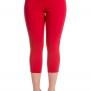 Tina capri byxa 5 färger - Tina capri röd stl XL