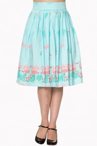 Flamingo Skirt - Flamingo Skirt stl XS