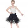Barn underkjol 6 färger Kids - barn underkjolar kids svart 11-12år