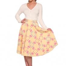 Flamingo Love kjol