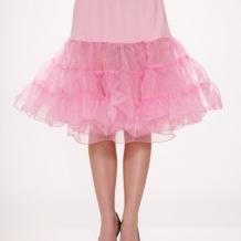 Underkjol rosa