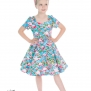 Pretty Flamingo dress - Pretty Flamingo barn stl 11-12år
