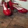 Robbie red Patent - Robbie röd stl 10