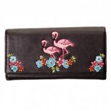 Flamingo plånbok