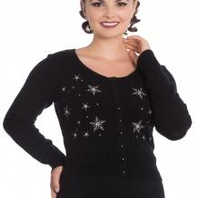 Snowstar cardigan