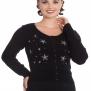 Snowstar cardigan - snowstar stl 4XL