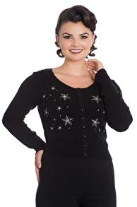 Snowstar cardigan - snowstar stl XS