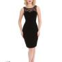 Romance Wiggle dress 2färger - Romance dress svart stl 2XL