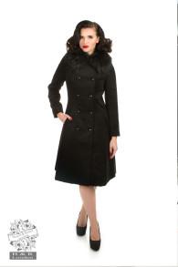 Chrissette Coat - chrissette kappa stl XS