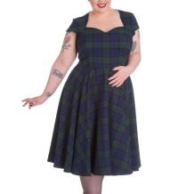 Aberdeen  50`s dress
