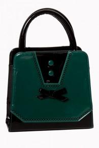 Rosemarys väska Finns i två färger - rosemary väska grön/svart