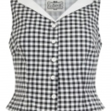 Judy gingham top