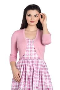 Maggie bolero 3ärger - maggie bolero rosa stl XS