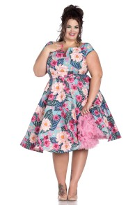 Lotus dress - lotus dress stl 3XL