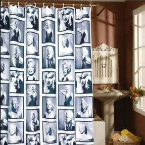 Duschdraperiet Marilyn - duschdraperiet marilyn