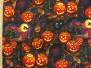 Hallowen tyger - Hallowentyg nr1  1m