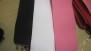 Resår skärp 4 olika färger - rosa stl XL